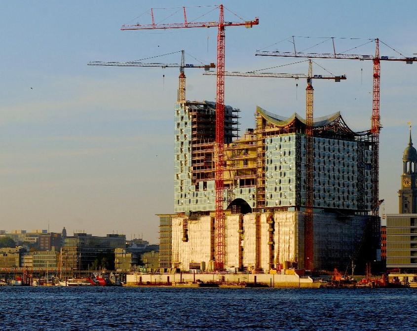 Elbphilharmonie Hamburg Hafen