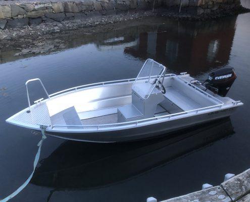 Ums 410 cc, länge 4.1 meter, breite: 1,7 meter, gewicht: ab 175 kg, marine grade aluminium 5083, stärke: 3 mm