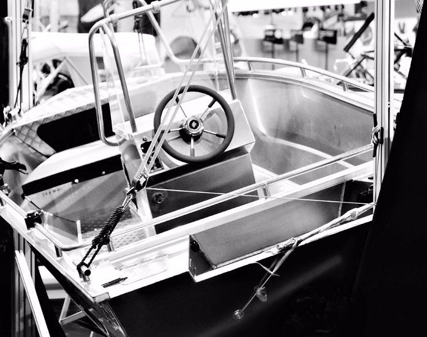 UMS Boote Kabine