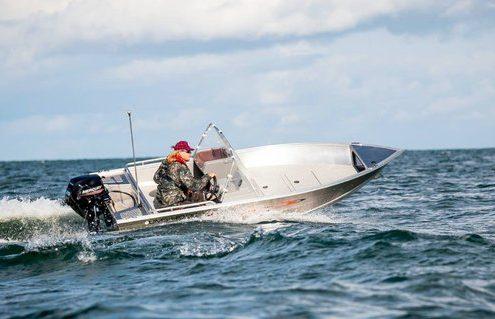 Ums 410 dc tt, Bestseller Angelboot, länge 4.1 meter, breite: 1.37 meter, gewicht: 190 kg, marine grade aluminium 5083, stärke: 3 mm max 4 personen