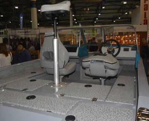 UMS Aluminium Angelboot 500 tt