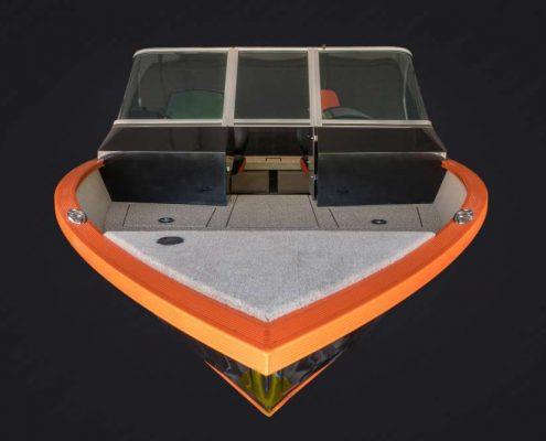 Ums 500 tt, länge 5.1meter, breite: 2.1 meter, gewicht: 550 kg, marine grade aluminium 5083, stärke: 4 mm, CE Kategorie C, max 6 personen